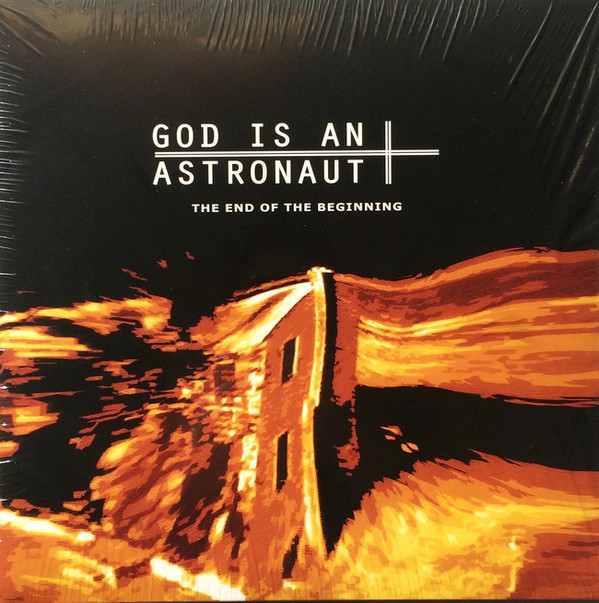 GOD IS AN ASTRONAUT: The End Of The Beginning (Clear Vinyl)