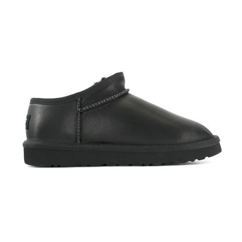 UGG Tasman Leather BLACK