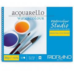 Альбом-склейка для акварели Fabriano