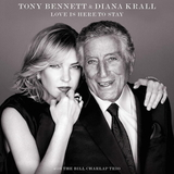 Tony Bennett & Diana Krall / Love Is Here To Stay (LP)