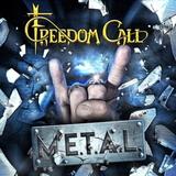 Freedom Call / M.E.T.A.L. (RU)(CD)