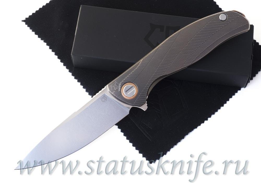 Нож Широгоров F95 Antique Custom Division
