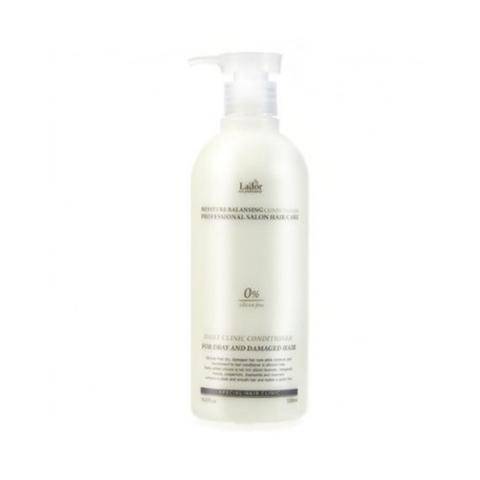 La'dor Увлажняющий бессиликоновый бальзам для волос Moisture Balancing Conditioner 530мл