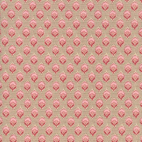 Ткань для пэчворка, хлопок 100% (арт. M0648)