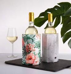 Охладительная рубашка для вина (в цветочек), фото 3