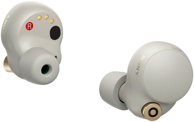 WF-1000XM4S беспроводные наушники Sony, цвет серебристый