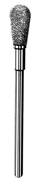 Лабораторные алмазные инструменты «SS WHITE» серия LAB 77/4060 Группа II. Средняя крошка.