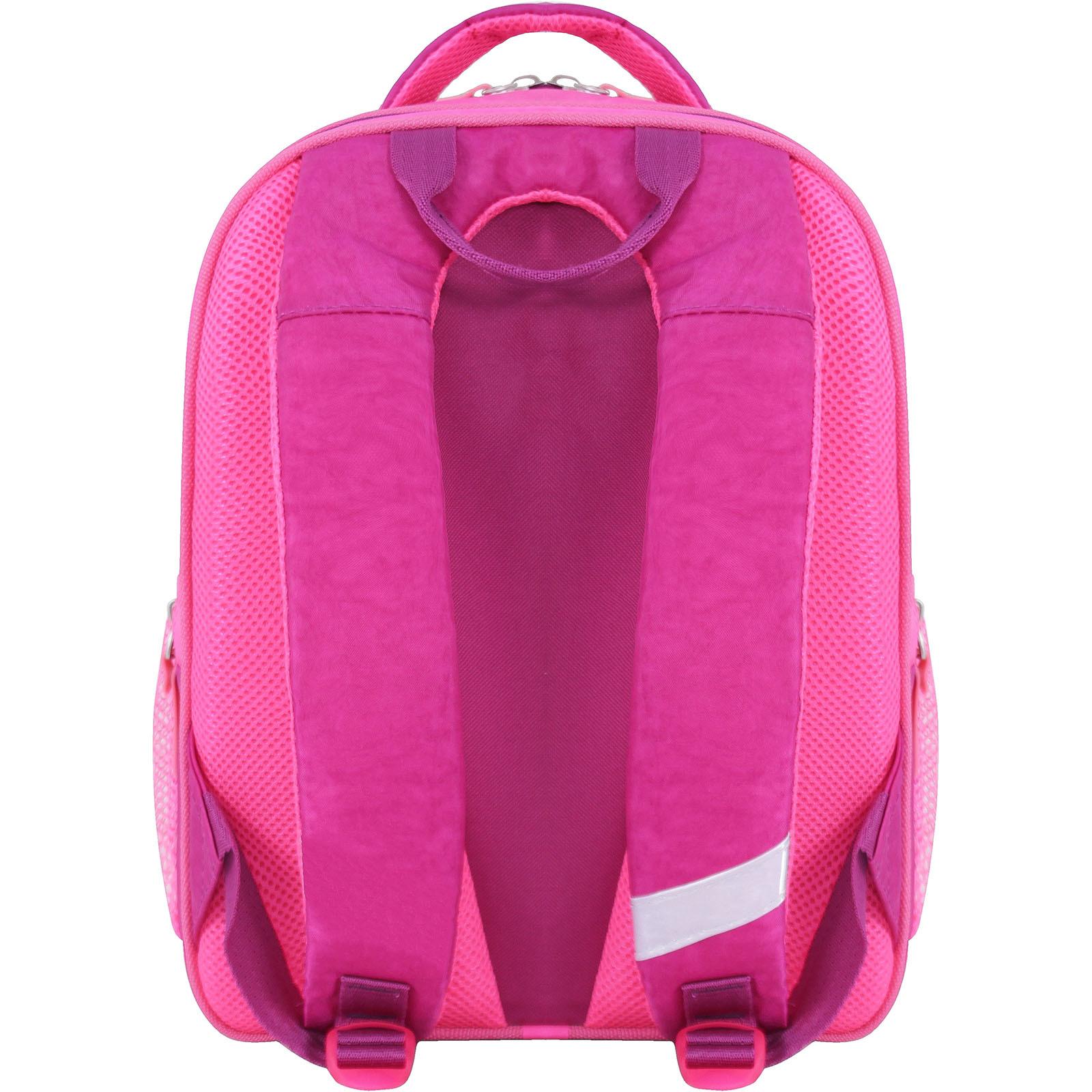 Рюкзак школьный Bagland Отличник 20 л. 143 малина 686 (0058070)