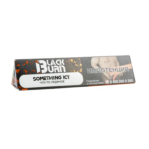 Табак Burn Black Something Icy (Что-то Холодное) 25 г