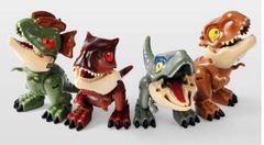 Игрушка трансформер динозавр