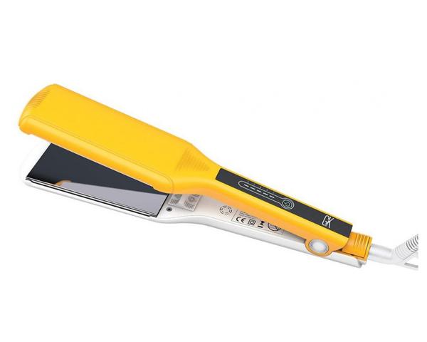 Global Keratin Стайлинг: Утюг Экстраширокий Цифровой, Титановое Покрытие (ONE CONTROL Flat Iron Titanium), 1шт