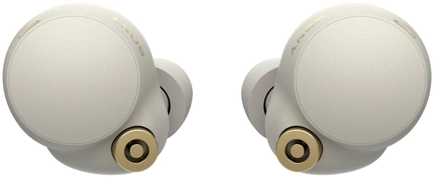 Наушники WF-1000XM4S серебристые купить в интернет-магазине Sony Centre
