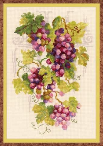 производитель РИОЛИС ¶артикул 1455¶размер 21х30¶техника счетный крест¶тематика цветы¶состав канва 14