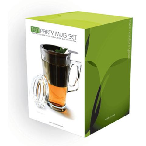 Кружка Asobu Tea party mug set (0,45 литра)