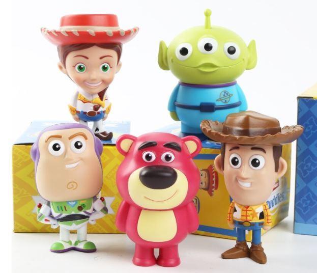 История игрушек набор фигурок