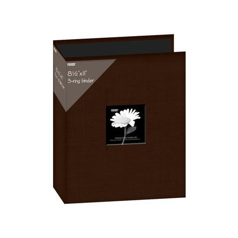 Папка на кольцах для Project Life 22х28 см - тканевая обложка