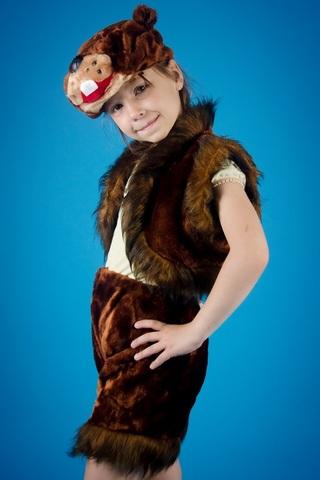 Карнавальный костюм Бобёр 1