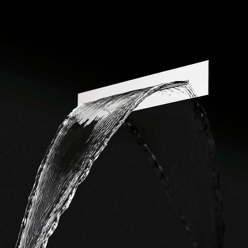 Излив встроенный душевой HYDROTHERAPY RCE02