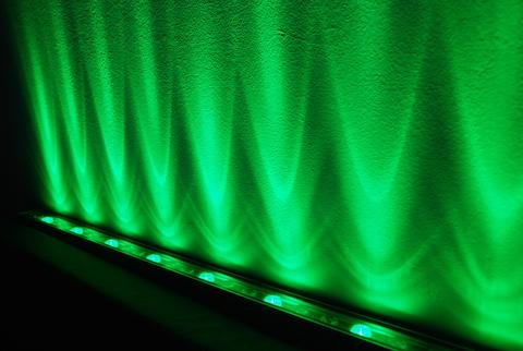 Линейный прожектор XDH500-0901-RGB (9W, AC100-240V, RGB,650lm)