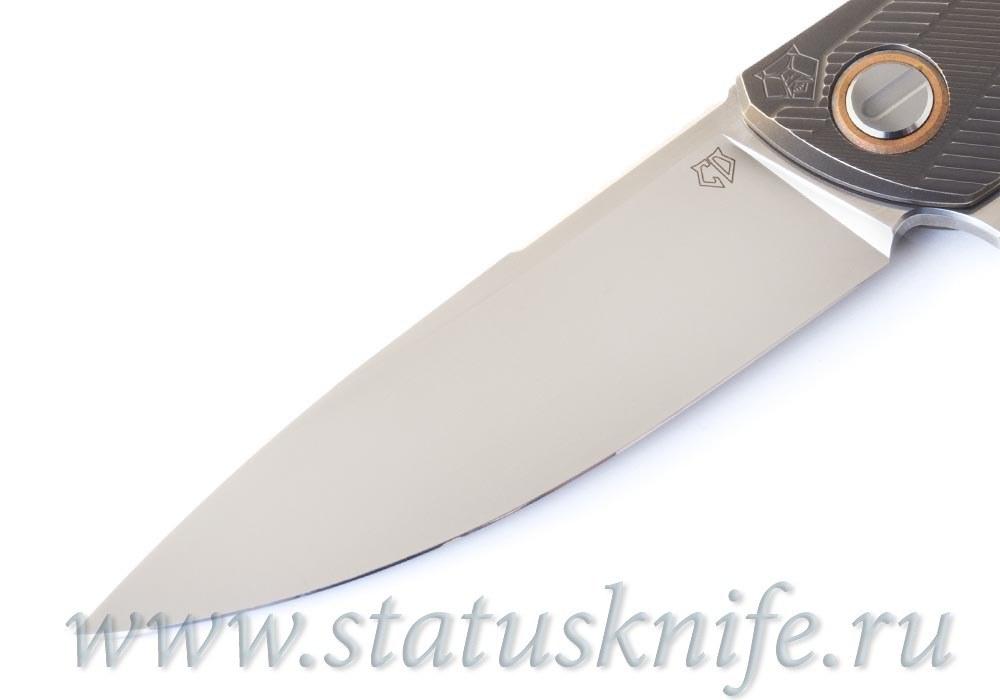 Нож Широгоров F95 Antique Custom Division - фотография