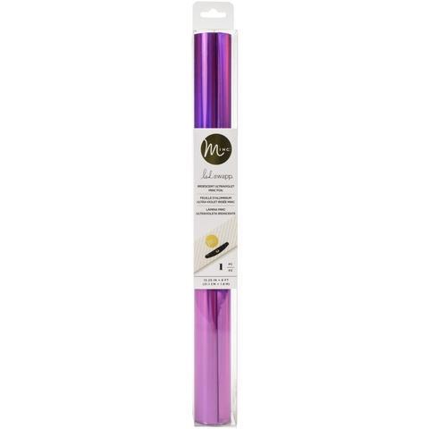 Тонерочувствительная фольга для MINC от Heidi Swapp-т Ultraviolet 10' Roll