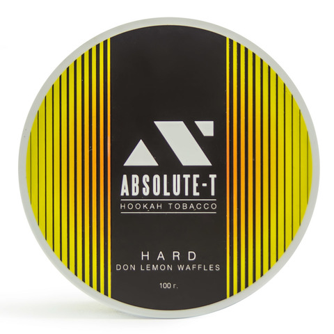Табак Absolute-T Hard 100гр Don Lemon Waffles