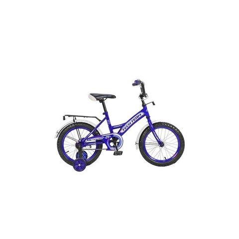 Велосипед Tech Team T 16135 (синий)
