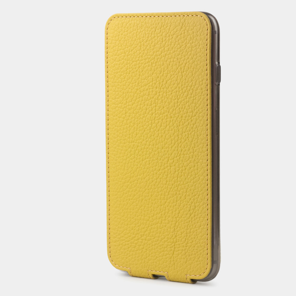 Case for iPhone SE - yellow