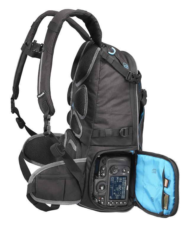 Cullmann Ultralight Sports Daypack 300 Grey/Orange (99441)