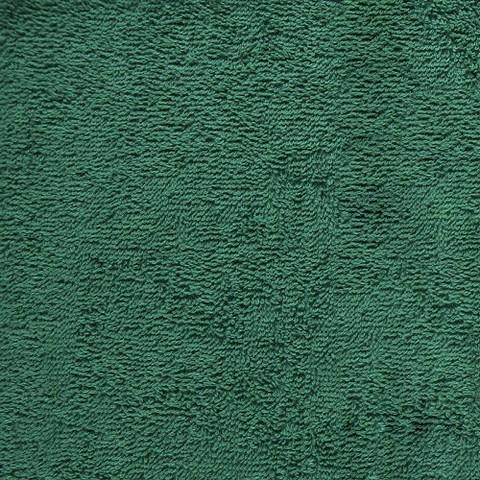 Махровая ткань 220 см 380гр/м2 цвет темно-зеленый