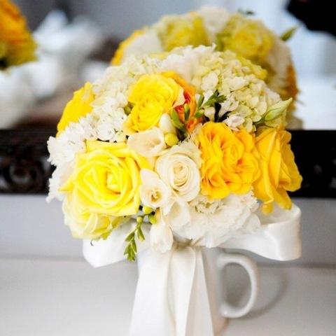 Свадебный букет #463