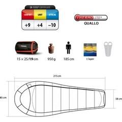 Купить Летний спальный мешок Trimm Lite IMPACT, 185 R напрямую от производителя недорого.