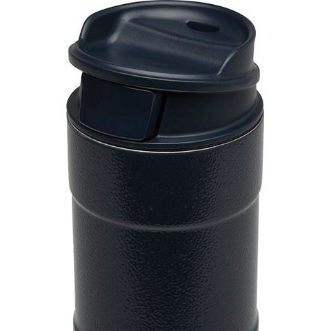 Термокружка Stanley Classic Mug One Hand (0,47 литра), темно-синяя