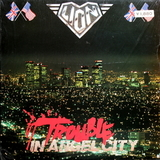Lion / Trouble In Angel City (LP)