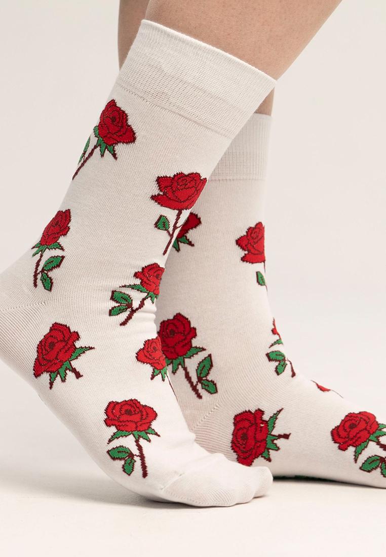 St. Friday Носки Розовый носок