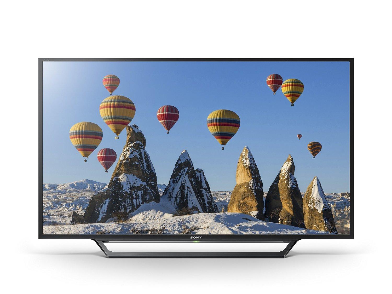 KDL-32WD603 телевизор Sony Bravia, черный