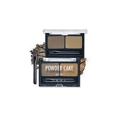 Тени для бровей ARITAUM Idol Brow Powder Cake 4g