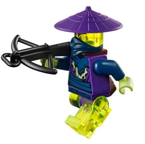 LEGO Ninjago: Шагоход Джея 70731 — Jay Walker One — Лего Ниндзяго