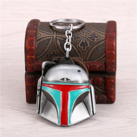 Брелок Star Wars — Boba Fett
