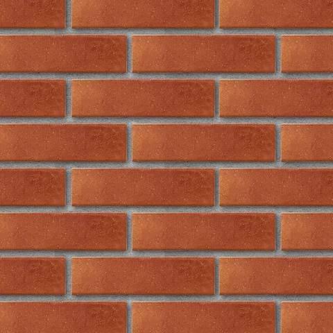 Paradyz - Taurus Rosa, структурная, 24,5х6,5х8 - Клинкерная плитка для фасада и внутренней отделки