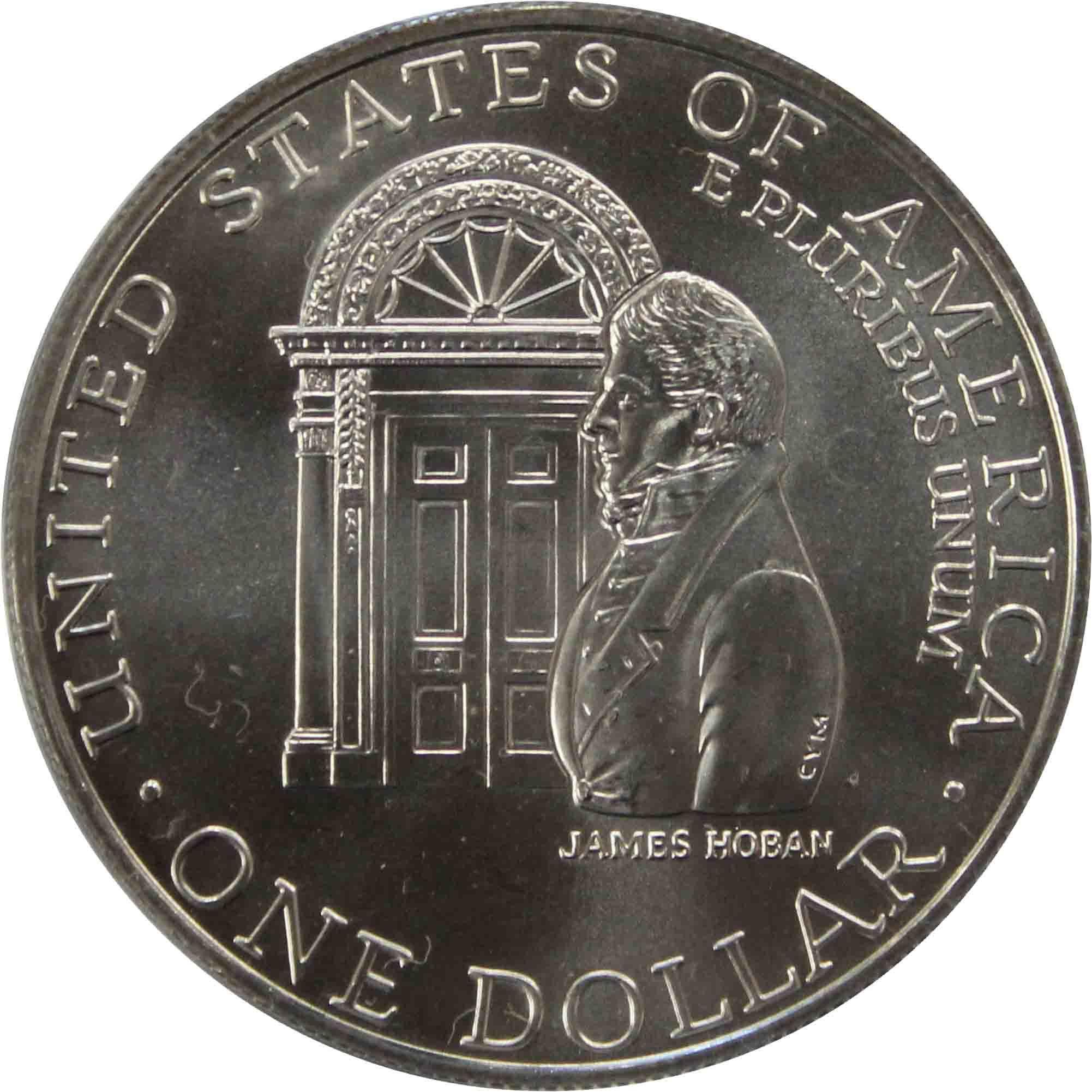 1 доллар 1992 D