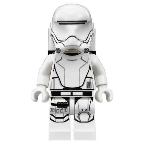 LEGO Star Wars: Спидер Первого ордена 75166 — First Order Transport Speeder Battle Pack — Лего Звездные войны Стар Ворз
