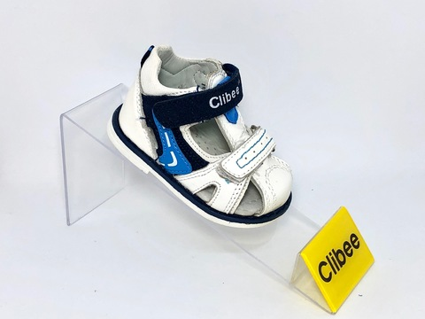 Clibee F266 White/Blue 18-23