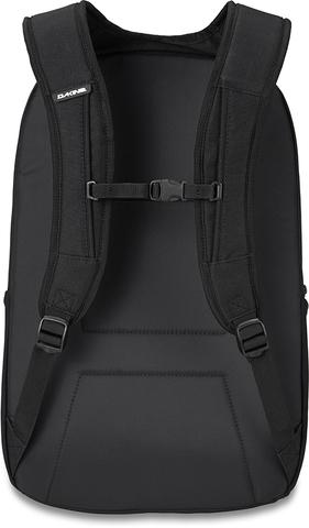 Картинка рюкзак городской Dakine campus l 33l Black - 2