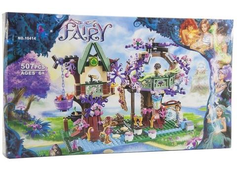 Конструктор Fairy 10414 Деревня Эльфов