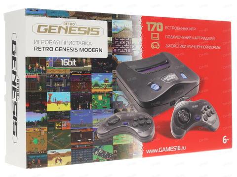 Игровая приставка RETRO GENESIS MODERN 170