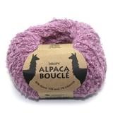 Пряжа Drops Alpaca Boucle 3250 пыльно-розовый