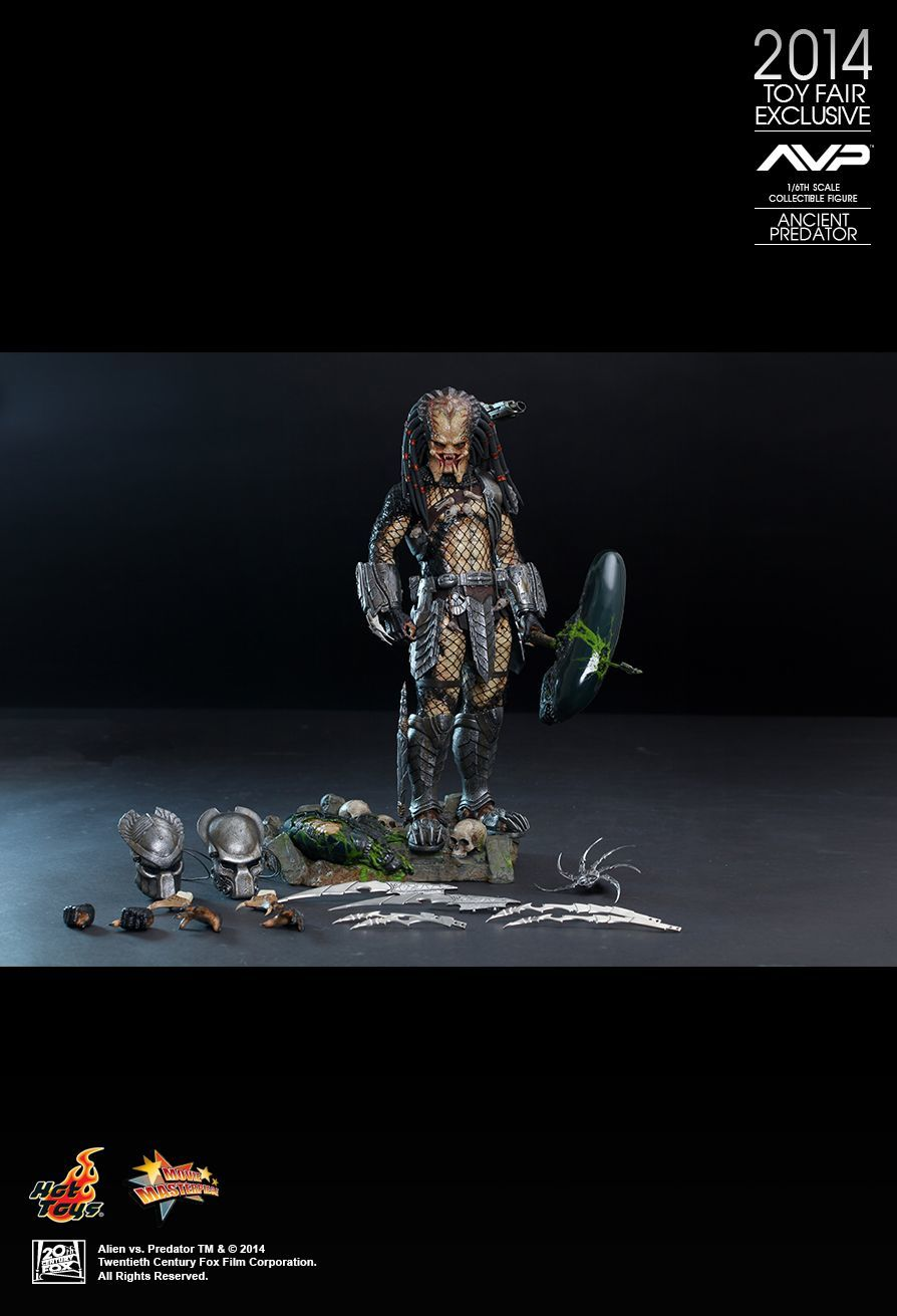 Alien vs. Predator: Ancient Predator (2014 Toy Fair Exclusive)