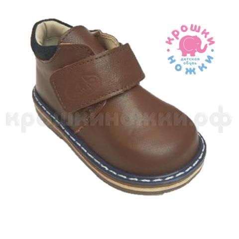 Ботинки коричневые, Фома (ТК Луч)