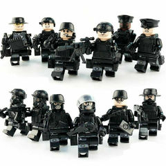 Минифигурки Военных SWAT серия 397